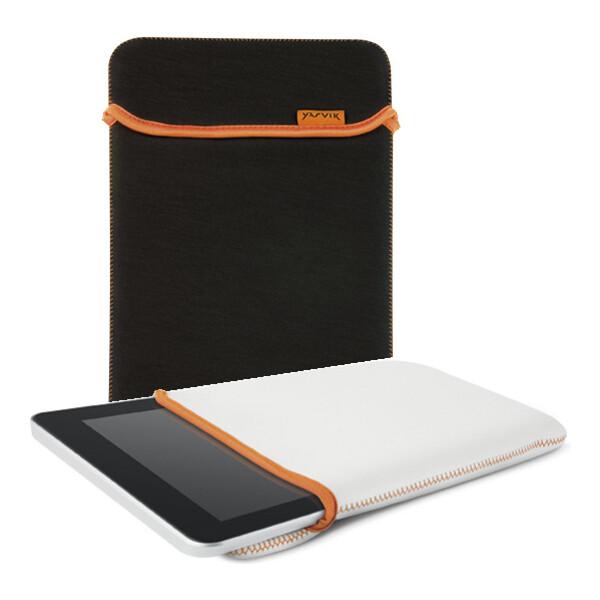 "Yarvik Tablet Neoprene Sleeve 10"" Black/White 16:9"