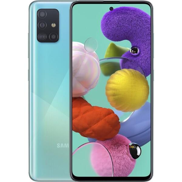 Samsung Galaxy A51 Dual SIM modrý