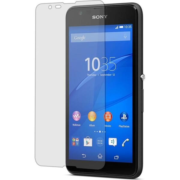 Ochranná fólie Celly Sony E2003 Xperia E4g, 2ks Čirá