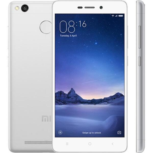 Xiaomi Redmi 3S 2GB/16GB Stříbrná