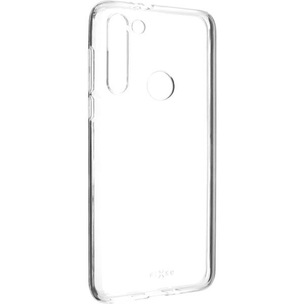 FIXED TPU pouzdro Motorola G8 čiré