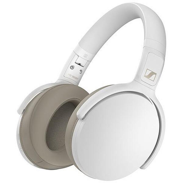 Sennheiser HD 350BT sluchátka bílá