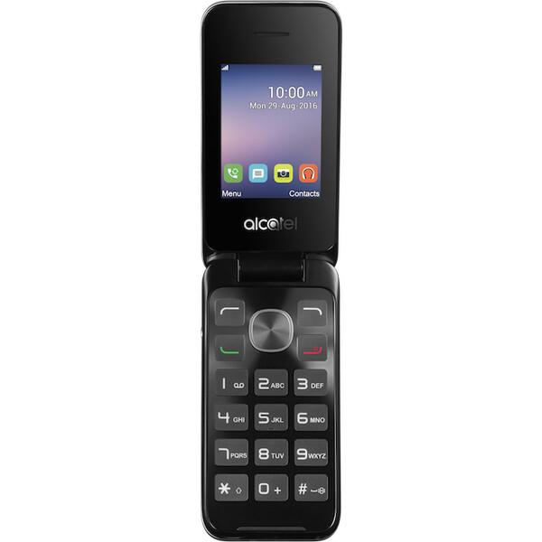 Alcatel OT-2051D Stříbrná