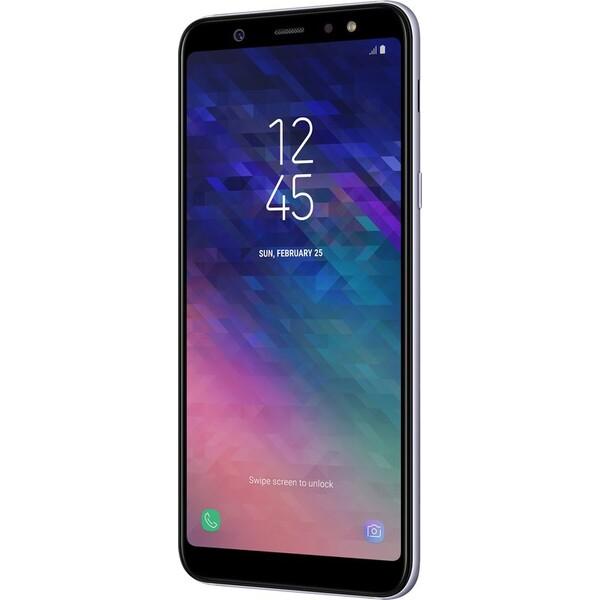 Samsung Galaxy A6+ A605 Fialová
