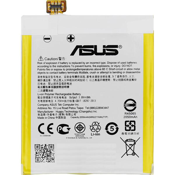 Asus C11P1325 Original Baterie 3230mAh Li-Ion (Bulk) Bílá