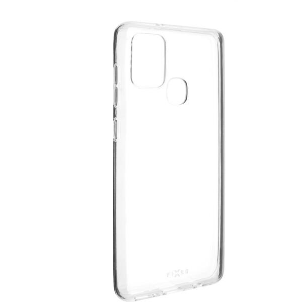 FIXED TPU pouzdro Samsung Galaxy A21s čiré
