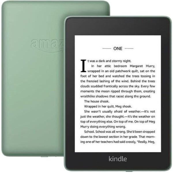 Amazon Kindle Paperwhite 4 2018 zelená