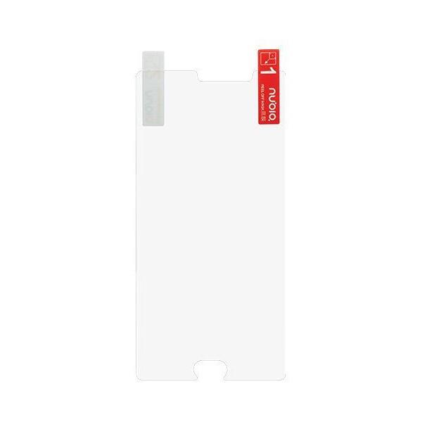 Nubia Tvrzené Sklo 2.5D White pro Z17mini (EU Blister) (6902176901898) Bílá