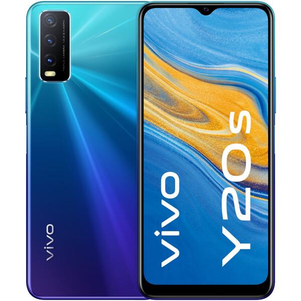 VIVO Y20s modrý