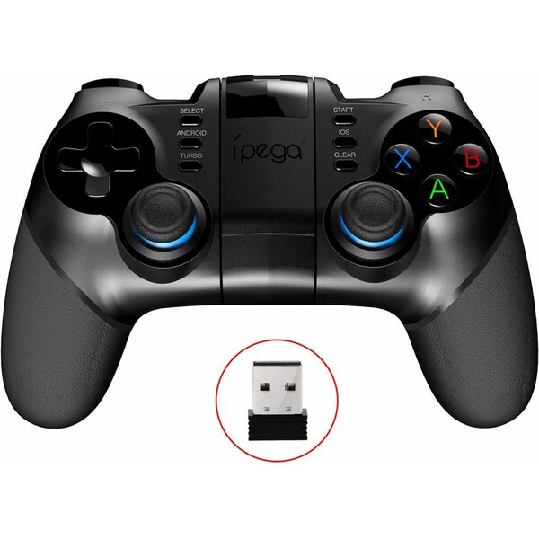 iPega 9156 bezdrátový herní ovladač (Android, iOS, PS3, PC)