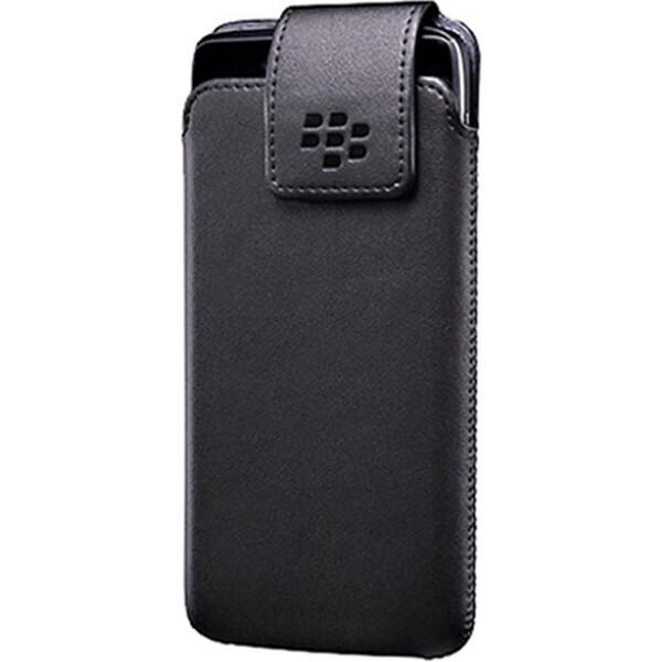 Pouzdro BlackBerry ACC-63005-001 černé Černá