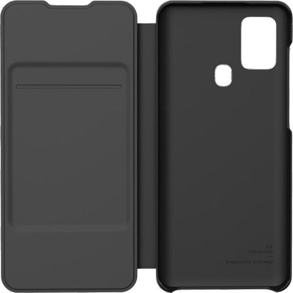 Samsung Flip Wallet pouzdro Samsung Galaxy A21s (GP-FWA217AMABW) černé