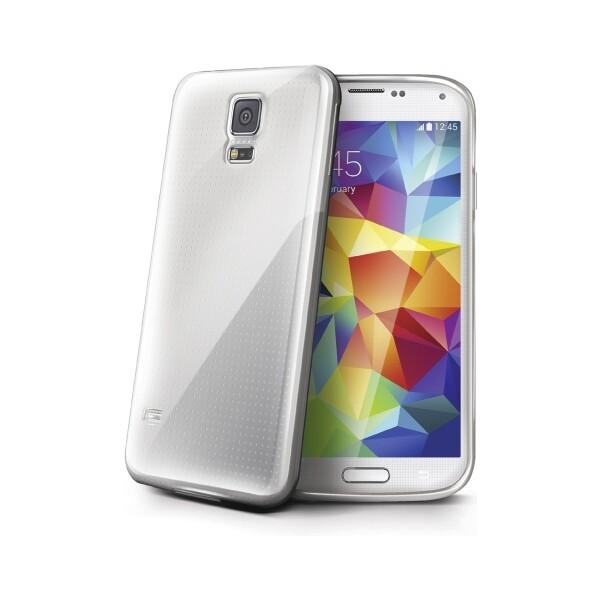 CELLY Gelskin pouzdro Samsung Galaxy S5 čiré