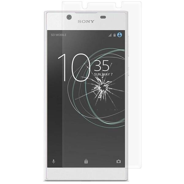 CELLY Easy Glass ochranné tvrzené sklo Sony Xperia L1 EASY719 Čirá