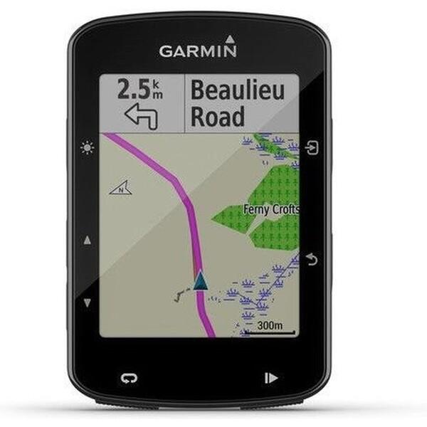 Garmin Edge 520 Plus NANSGAE520052 Černá