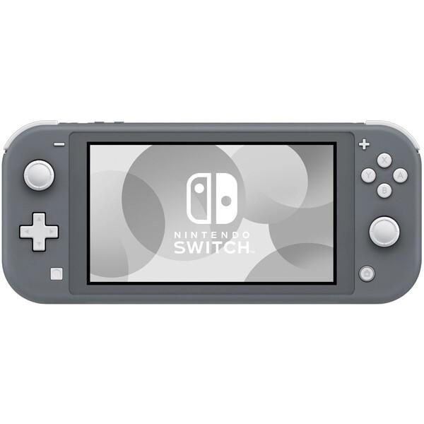 Nintendo Switch Lite konzole šedá