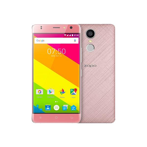 Zopo Color F5 Růžově zlatá