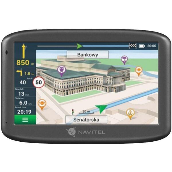 Navitel GPS navigace E505