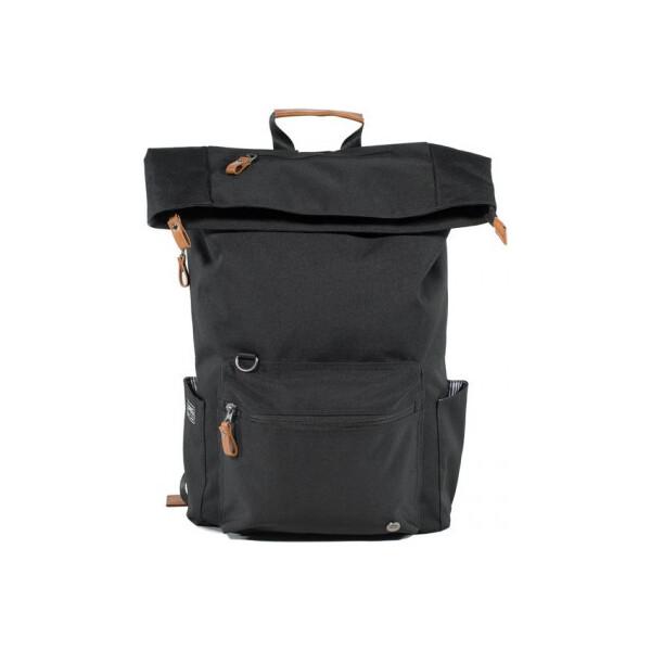 "PKG Brighton Laptop Backpack 15"" batoh PKG-BRIGHTON-BLK Černá"