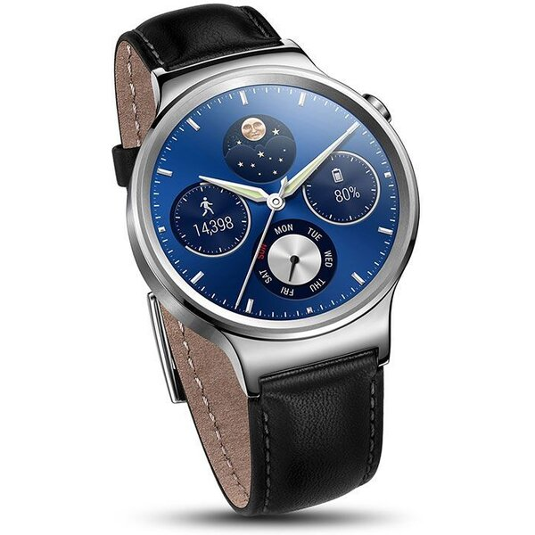 Huawei Watch W1 Stříbrná