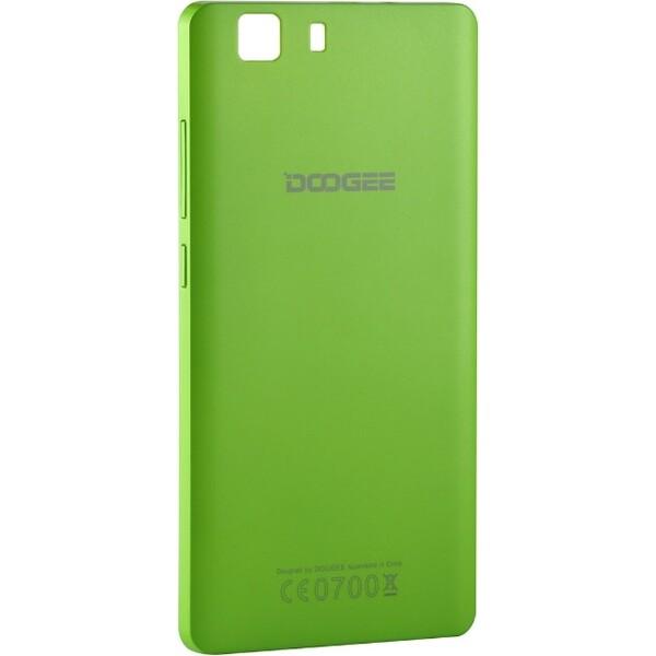 Pouzdro DOOGEE X5/X5 PRO zelené Zelená