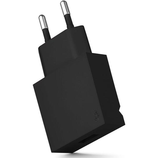 USBEPOWER POP cestovní nabíječka USB 1A černá
