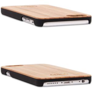 Luxusní dřevěný kryt vyrobený z kvalitního bambusu dodá vašemu iPhonu 6  skutečný pocit jedinečnosti. více 92c77b7aa9e
