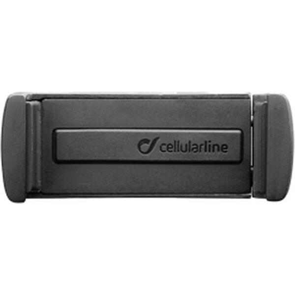 Univerzální držák do ventilace Cellularline Handy Drive, černý HANDYDRIVEK Černá
