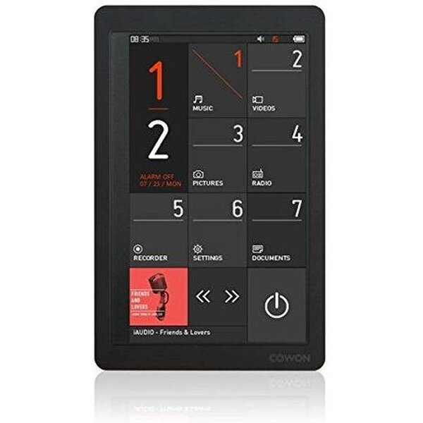 Cowon iAudio X9 16GB Černá