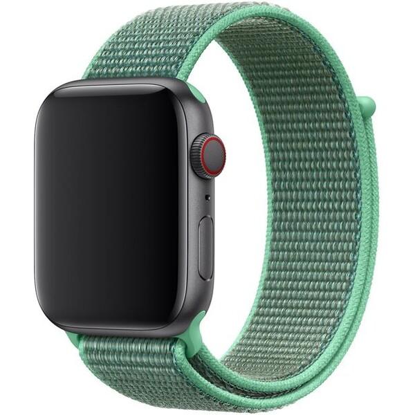 Apple Watch provlékací sportovní řemínek 44/42mm mátový