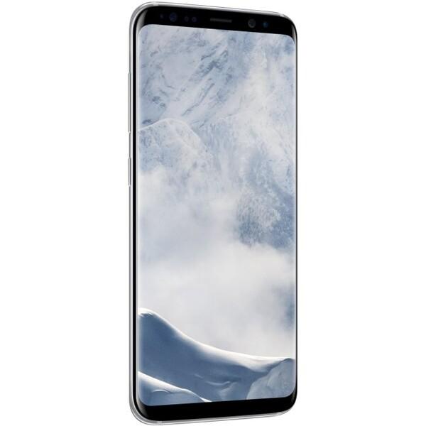 Samsung Galaxy S8 Stříbrná + Moje Galaxy Premium servis