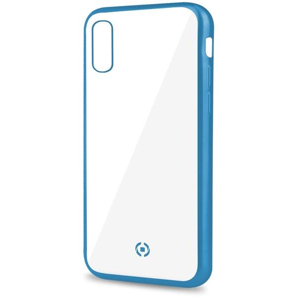 CELLY Laser pouzdro Apple iPhone XR modré