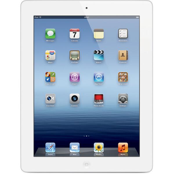 Apple iPad s Retina displejem 16GB WiFi MD513SL/A Bílá