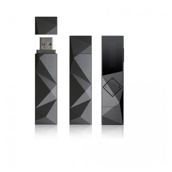 COWON iAudio U7 16GB Černá