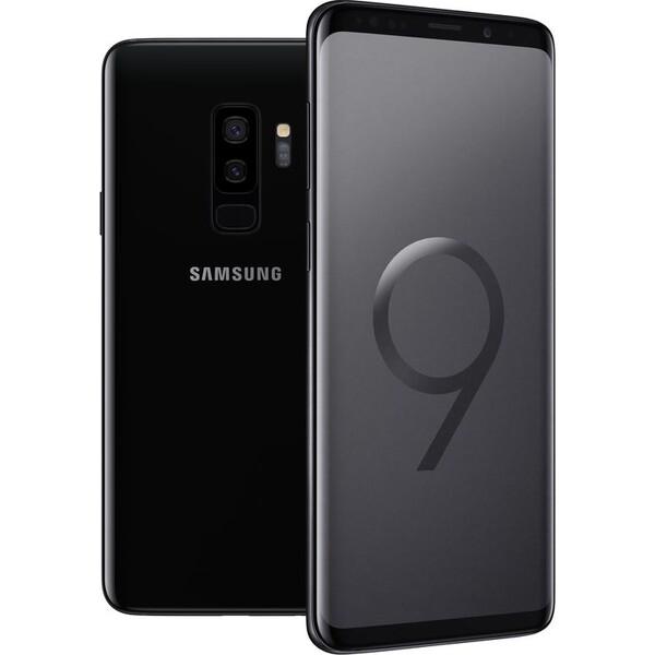 Samsung Galaxy S9 Plus G965F 256GB Dual SIM Černá