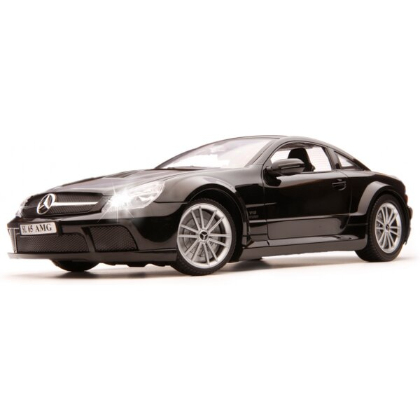 iCess Mercedes SL65 bluetooth model auta 1:16 černý