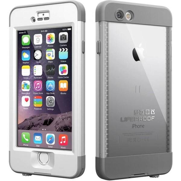 LifeProof Nüüd odolné pouzdro Apple iPhone 6 Plus bílé