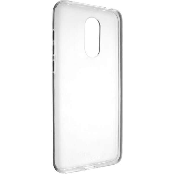 FIXED TPU pouzdro Xiaomi Redmi 5 Plus Global čiré