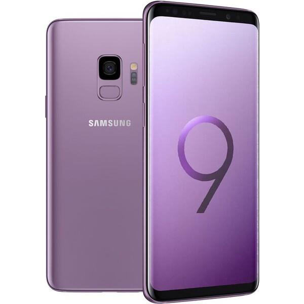 Samsung Galaxy S9 G960F 64GB Dual SIM Fialová