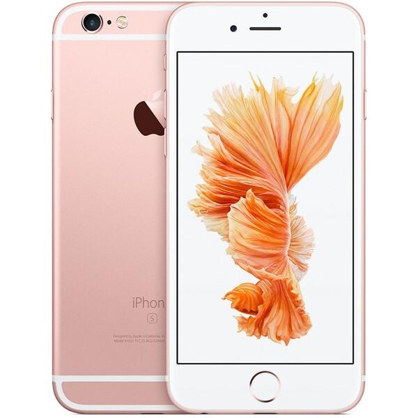 Apple iPhone 6S 128GB růžově zlatý