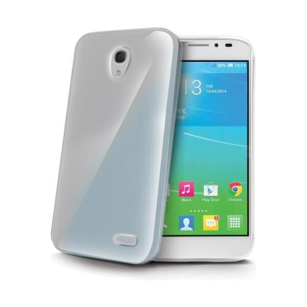 CELLY Gelskin pouzdro Alcatel One Touch Idol X+ čiré
