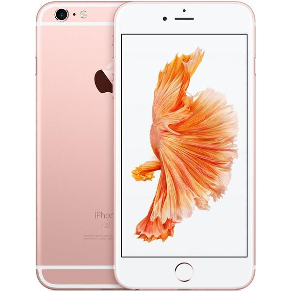 Apple iPhone 6S Plus 128GB růžově zlatý