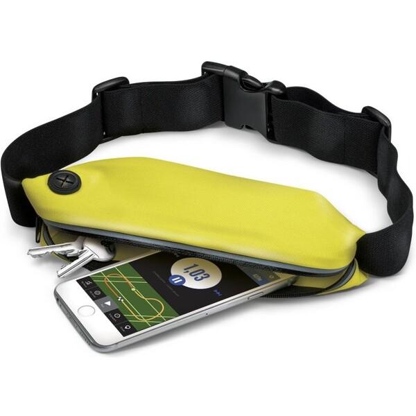 CELLY RunBelt sportovní univerzální pouzdro žluté