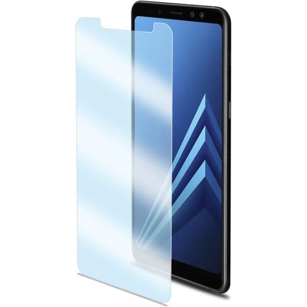 CELLY Easy Glass ochranné tvrzené sklo pro Samsung A530 Galaxy A8 (2018) Čirá