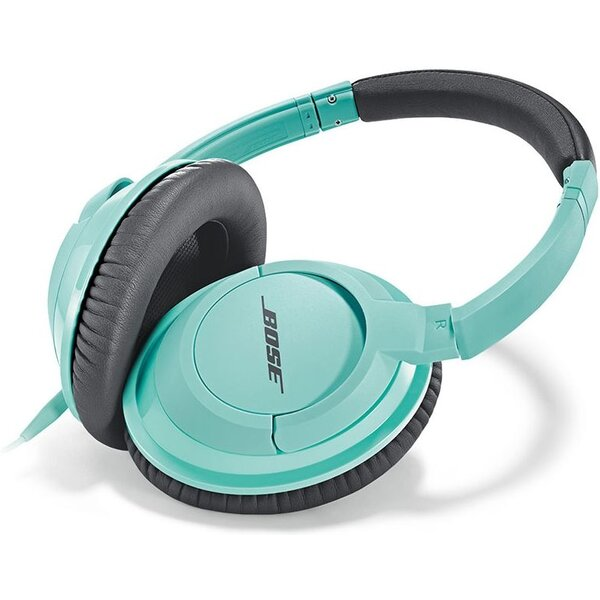 Bose SoundTrue Around-Ear Modrá