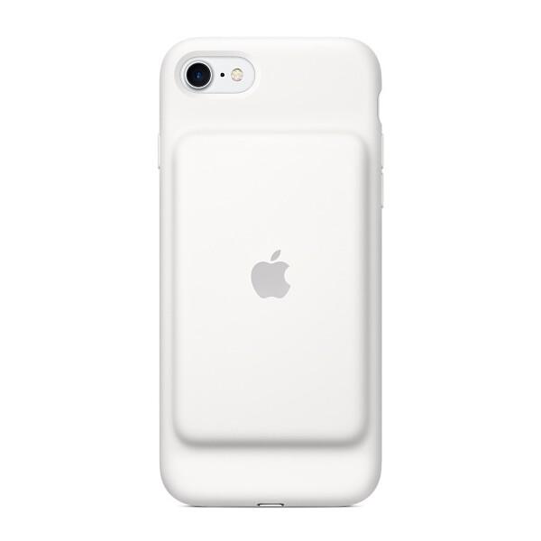 Apple iPhone 7/8 Smart Battery Case zadní kryt s baterií bílý