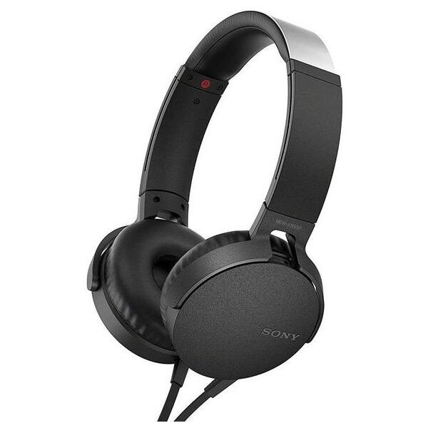Sony MDR-XB550AP Černá