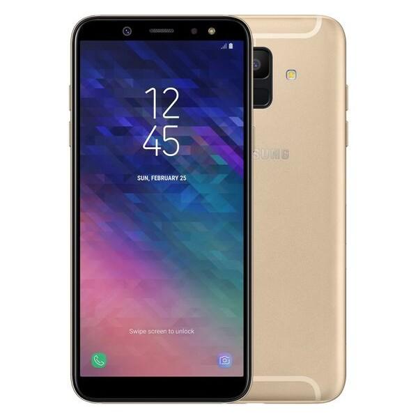 Samsung Galaxy A6 A600F Dual SIM Zlatá