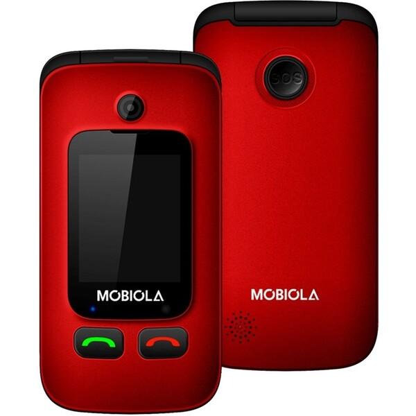 Mobiola MB610R MB10R Červená