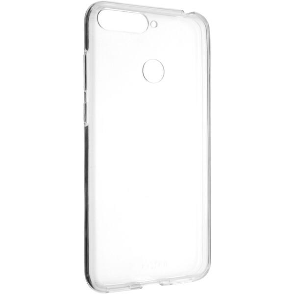 FIXED Skin ultratenké TPU pouzdro 0,6 mm Honor 7A čiré